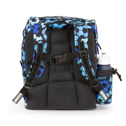 football schoolbag with ergonomic back