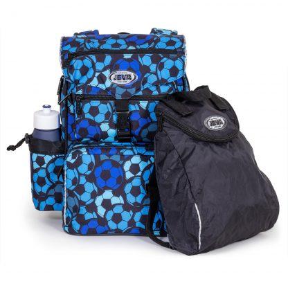 incl. sportsbag/mini rucksack