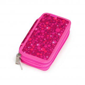 pink pencil case