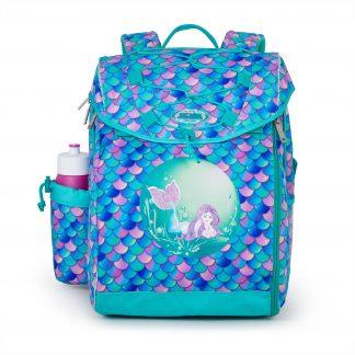 schoolbag with mermaid