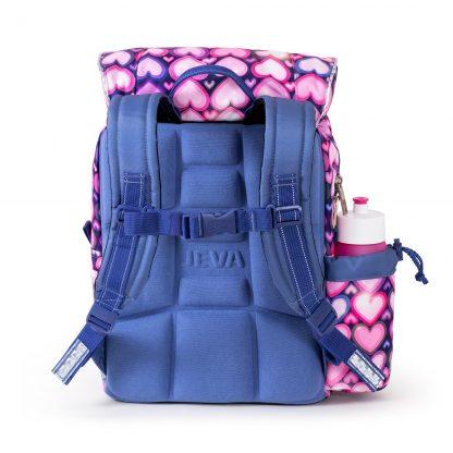 beginners schoolbag with ergonomic foam-back