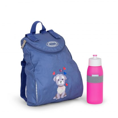 gym bag and drinkingbottle is included in the price