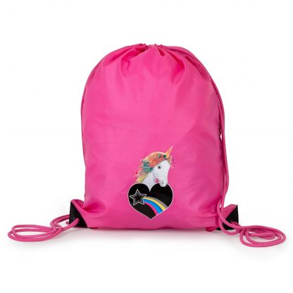included gym bag