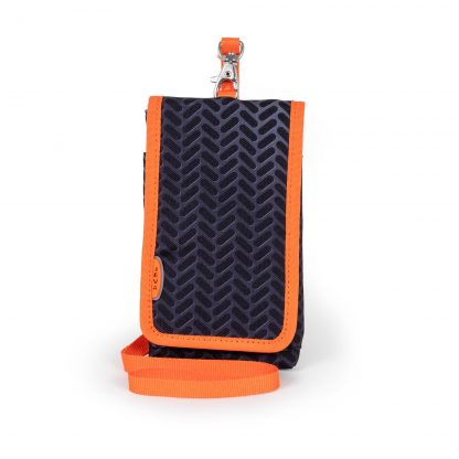 black and orange mobile cover for boys
