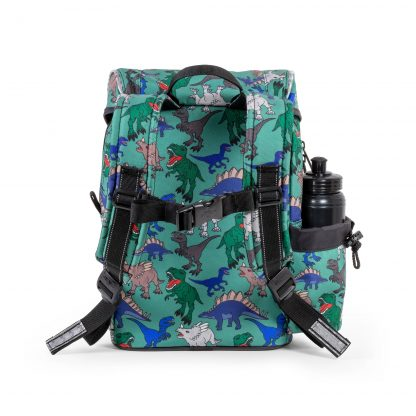 little schoolbag with ergonomic back support