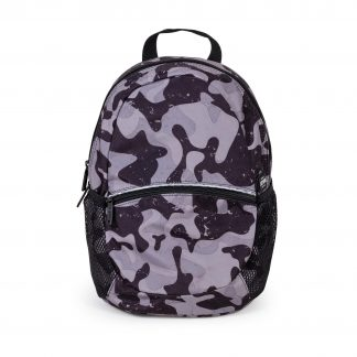 tour backpack with camouflage