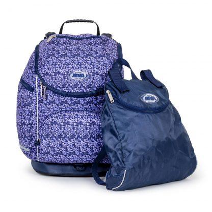 schoolbag for 2. -5. grade