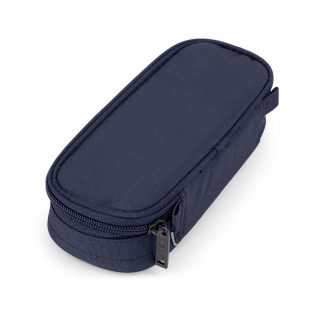 dark blue pencil case